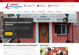 L Street Diner & Pizzeria - South Boston